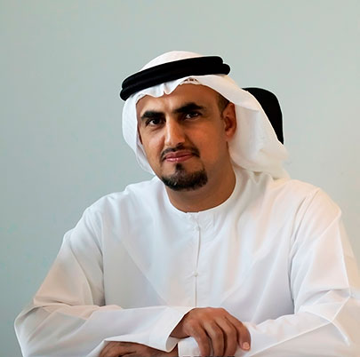 Rashed Mohamed Al Hebsi Chief Executive Officer